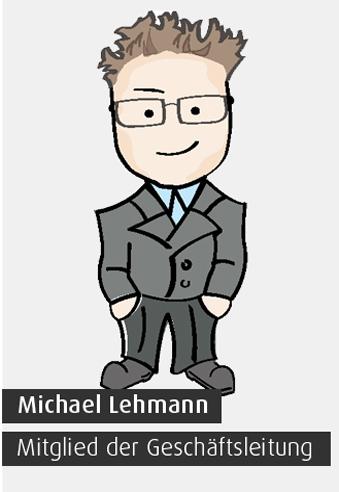 Michael Lehmann / Mitglied der Geschäftsführung