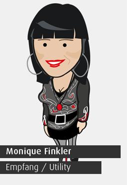Monique Finkler / Empfang / Utility