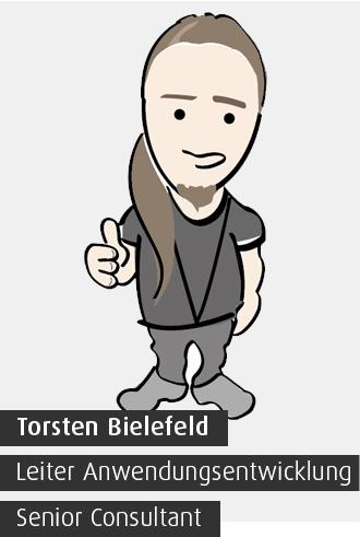 Torsten Bielefeld / Leiter Entwicklung / Senior Consultant