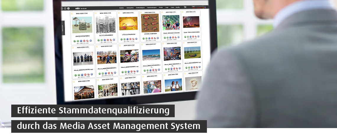media asset management banner